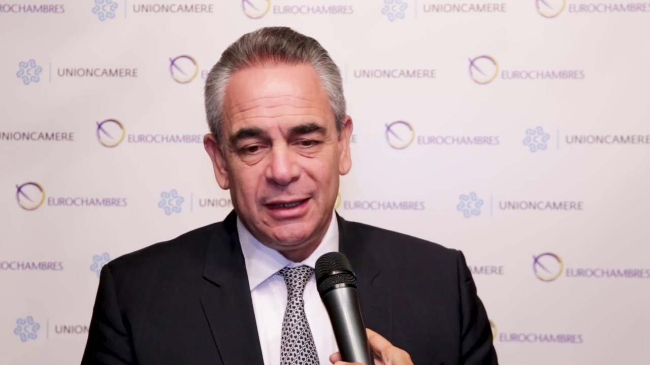 #EEF2019 – President Athens Chamber of Commerce and Industry, Constantine Michalos