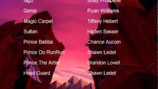 Aladdin Credits South Terrebonne