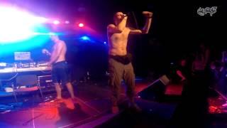 Fox i Zhozi Zho - Trap Guru Trap Boss LIVE @ Belgrade Jam 2015