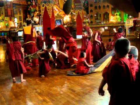 Kopan Monastery, Kathmandu is Dalai Lamas Monestary in Nepal