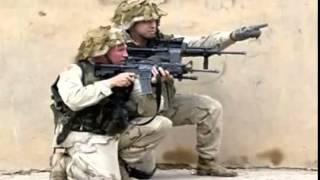 Me voy a la guerra un soldado