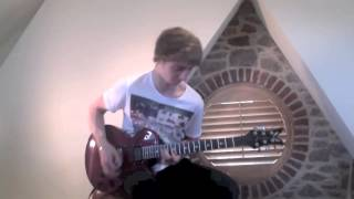 Passenger - Let Her Go - Guitar Solo by Jack Helm