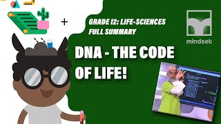 DNA - The Code of Life width=