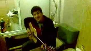crazy celal wc de gitar solosu part1