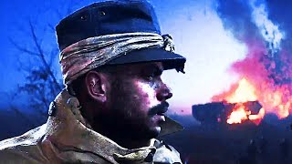 BATTLEFIELD 1 Révolution Trailer (Gamescom 2017)