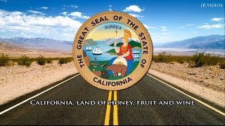 "State song of California - ""I Love You, California"""