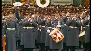 USSR Anthem, Revolution Day 1990 Гимн СССР