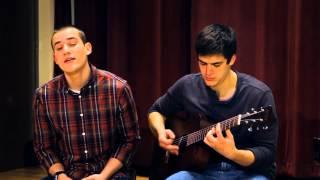 Blurred Lines (Cover) - Chris Jamison, ft. Jordan Millisor