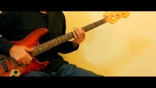Billy Ocean - Love Zone Bass Cover