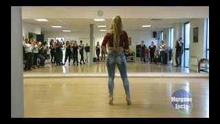 sensual dance kizomba for ladies - Morgane Lucia
