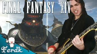 "FINAL FANTASY XIV - ""Rise (Alexander Prime Final Phase A12)""【Instrumental Cover】 by Ferdk"