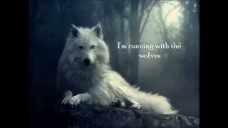 Aurora II Running with the wolves II Lyrics