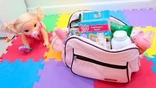 BABY ALIVE -  Bolsa para Boneca