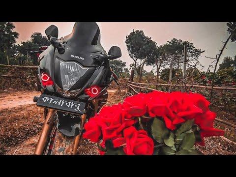 Bangladesh bike ride from Hobipur to Keshobpur Uthor Hatti