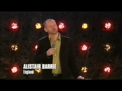 Alistair Barrie Video 2016
