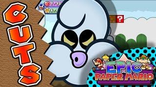 Epic Paper Mario - Quick Cuts #5: Ty-Foo