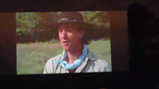 """""""It's a Schpadoinkle Day"""" Trey Parker in Cannibal the Musical"""