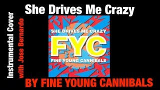 """She Drives Me Crazy"" by Fine Young Cannibals (Instrumental Cover)"