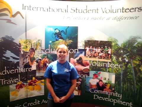 ISV Review: Melissa from Western Washington University