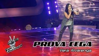 "Vera Alvarenga - ""Purple Rain"" | Provas Cegas | The Voice Portugal"