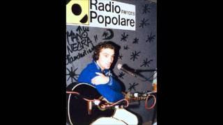 Manu Chao en vivo Radio Popolare - 10 - Tonino Carotone Show