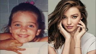 Miranda Kerr : A life in pictures