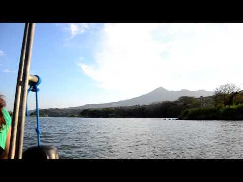 Boat Ride to Las Isletas Near Granada Nicaragua