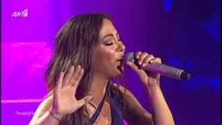 Το λάθος - Μελίνα Ασλανίδου (Live @ Thalassa 2013) Ant1 {31/12/2013}