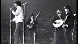 The Rolling Stones - Everybody Needs Somebody To Love (Live At Wembley 1965)