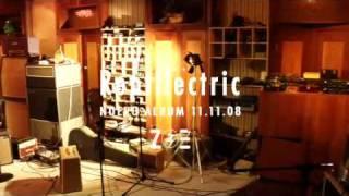 ZOE REPTILECTRIC NUEVO ALBUM 1
