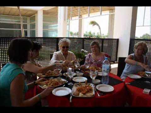 Round trip Saidia – Morocco