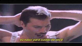Freddie Mercury - I Was Born To Love You - Legendado