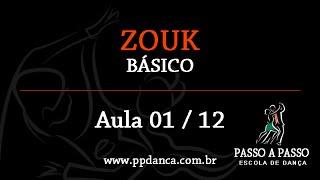 Zouk Básico - Aula 01/12 - www.ppdanca.com.br