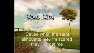 Honey and the Bee - OWL CITY feat Breanne [Full Lyrics]