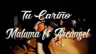 Tu Cariño - Maluma ft Arcangel || Riiuw Aguilar Choreography ||