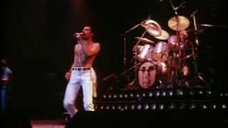 Queen - Under Pressure - Live Concert
