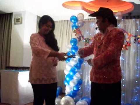 Children magician A K SHAH, Cell  +088 01711037626,Rope catting Obony