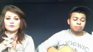FUCK YOU | cee-lo green cover | benji and leah