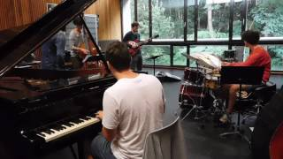 Jazz students Royal Conservatoire Antwerp feat. Avishai Cohen (rehearsal II)
