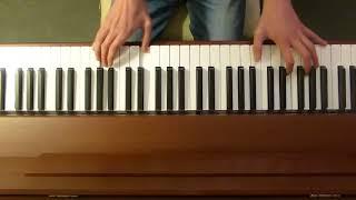 Kendrick Lamar ft. Zacari - LOVE. Piano Cover