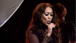 "Rebecca Ferguson  ""Glitter & Gold""  Live at Royal Concert Hall Nottingham 27.02.12 HD"