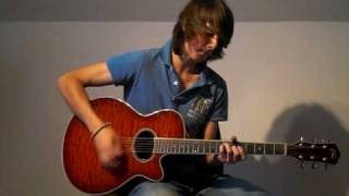 Alice In Chains Rooster cover by Pirmin Zane
