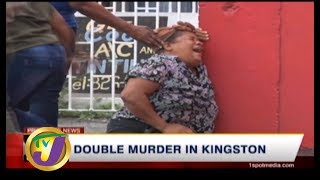TVJ News: Double Murder in Kingston