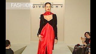 GIVENCHY Fall 1993 Paris - Fashion Channel