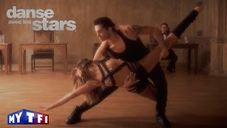 DALS S07 - Un jazz pour Karine Ferri et Christophe Licata sur ''What a Feeling'' (Flashdance)