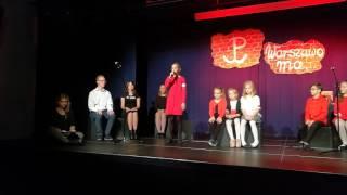 Dziś Idę Walczyć Mamo - śpiewa Julka Dziadek (11 lat)