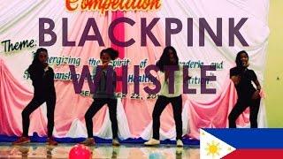 BLACKPINK '휘파람' WHISTLE PHILIPPINES (high school ver.)