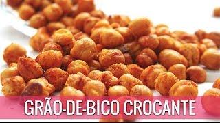 miniatura GRÃO-DE-BICO CROCANTE