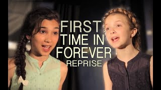 """""""First Time in Forever Reprise"""" (Disney's Frozen) COVER by Isabelle Methven & Jennifer Brown"""