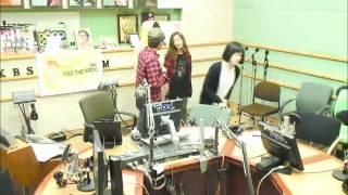 131004 Sukira - Ryeowook, Lady Jane, Minwoo & Kwak Jimin photo time~